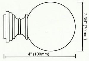 Crystal Mass Diagram