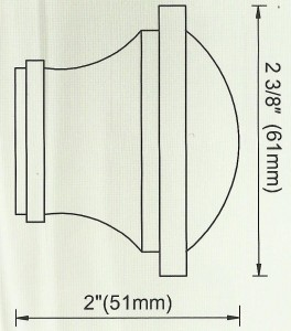 Dome Finials Diagram