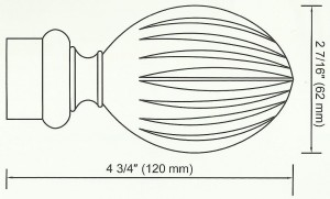 Fossil Finial Diagram