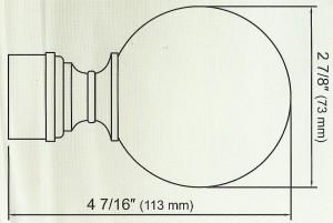 Mass Finial Diagram