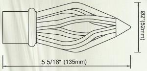 Oasis Finial Diagram