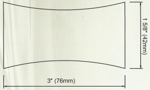 Tapered Finials Diagram