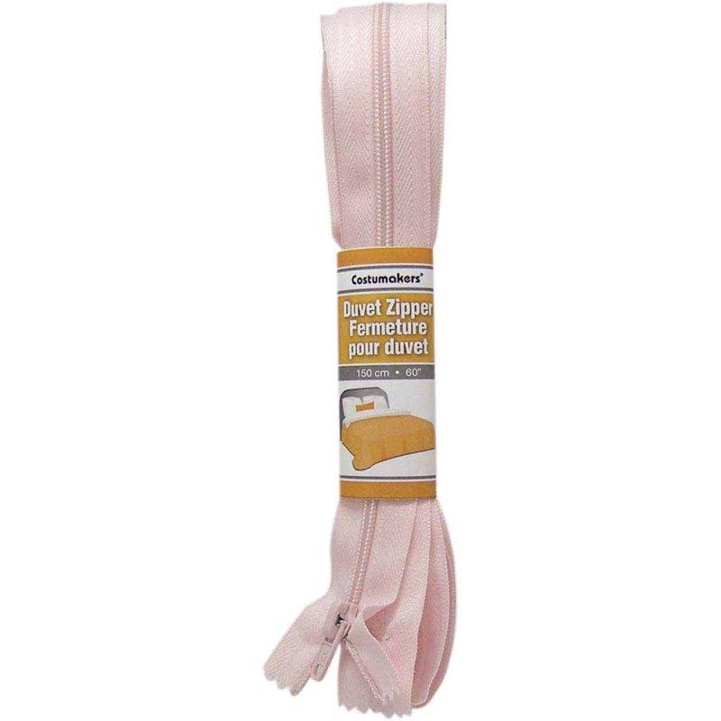 Duvet Zipper 1702 - 0299511 Pink