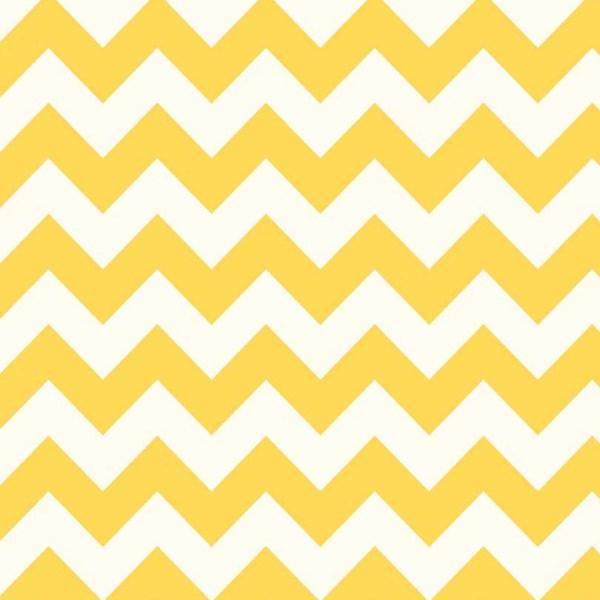 Medium Chevron RBHD3205 - Yellow