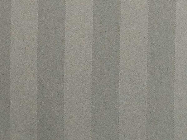 Polystripe Tablecloth Silver