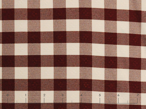 Home Tablecloth - Burgundy