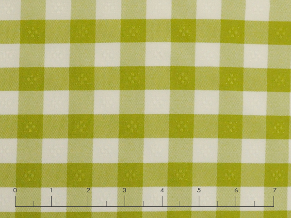 Home Tablecloth - Lime