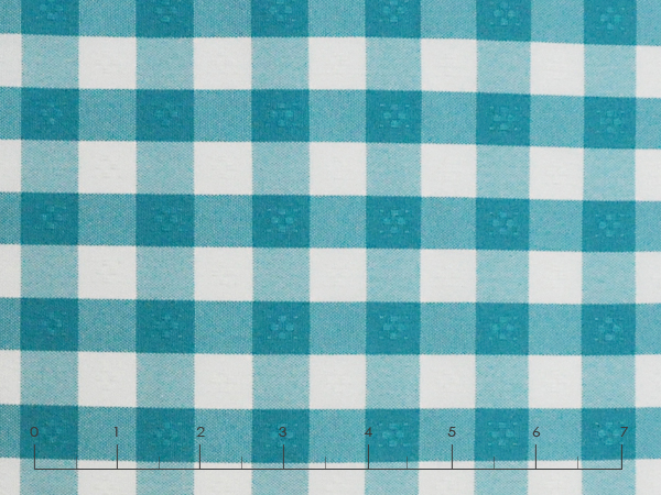 Home Tablecloth - Turquoise