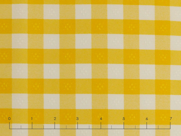 Home Tablecloth - Yellow
