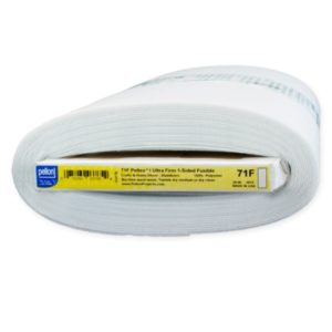 Peltex Ultra One Sided Fusible Ultra Firm Stabilizer PEL71F - White