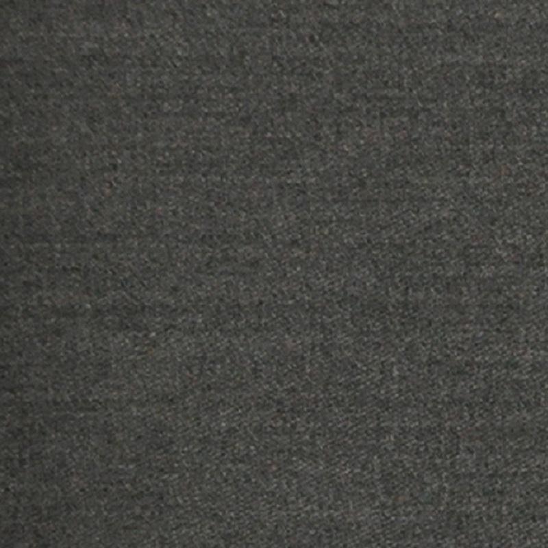 Fine Line Gabardine - Charcoal