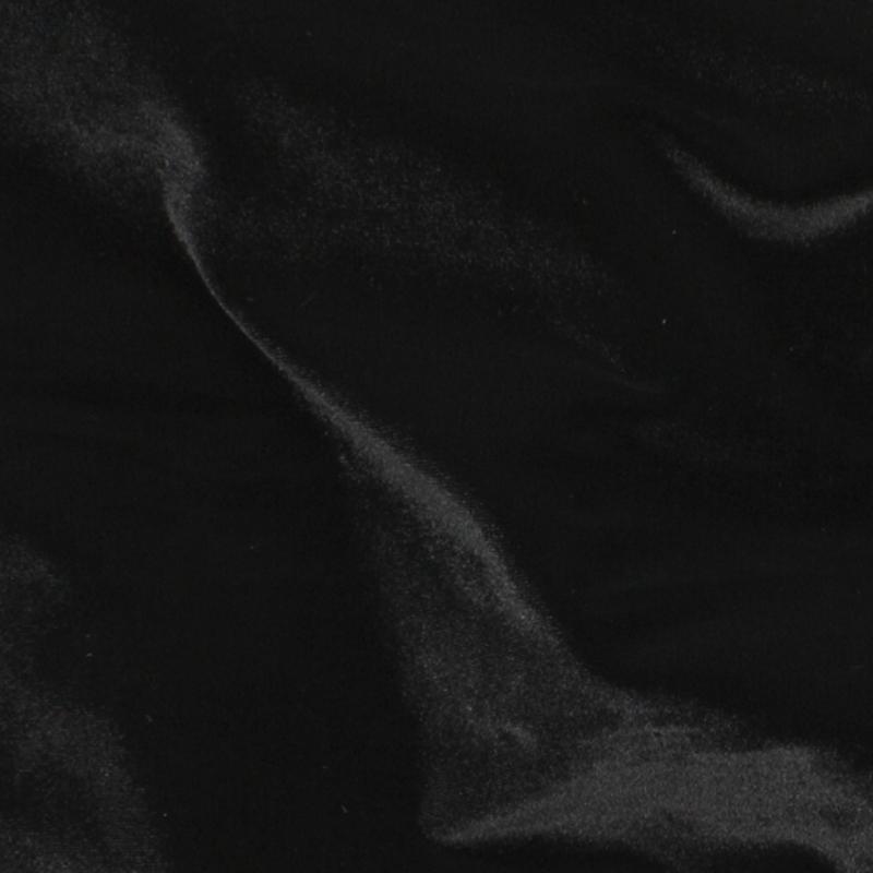 Spandex Velvet 20689 - 02 Black
