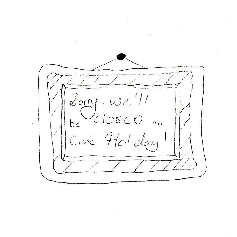 Civic Holiday 2017(2)