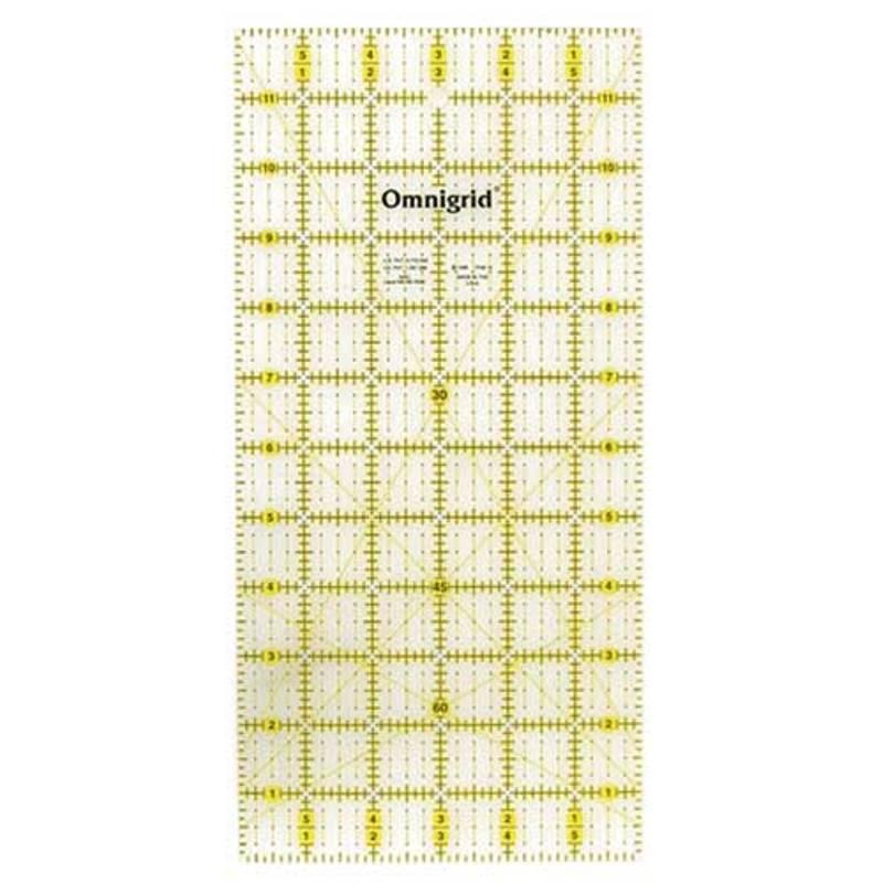 Omnigrid Ruler 3089012 - 6x12