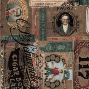 Cigar Box Labels PWTH061 - Multi