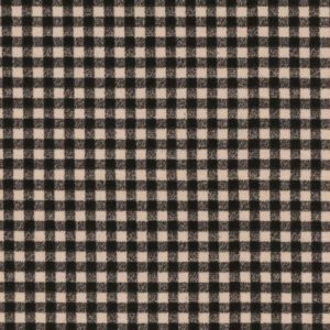 Cheerful Check - 668092 Black