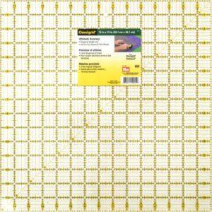 Omnigrid Ruler 3089015 - 15 x 15